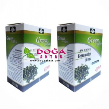Yeşil Kahve - Green Coffee Organic Life 200 gram Toz